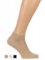 Бамбуковые носки короткие