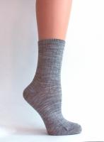 Медицинские носки без резинки Шерсть - Хлопок