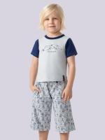 Комплект для мальчиков (футболка + брюки)