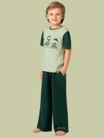 Комплект для мальчиков (футболка и брюки)