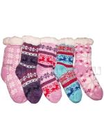 Супер МЯГКИЕ АНТИСКОЛЬЗЯЩИЕ женские носки
