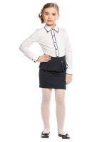 Блузка с длинным рукавом для средней школы