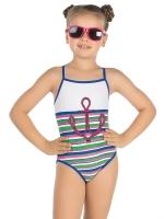 Купальник для девочек слитный GS011609 Vasto Marina