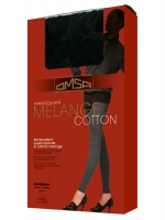 Леггинсы Omsa MELANGE COTTON