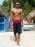 Шорты пляжные для мужчин MSH1116 Training