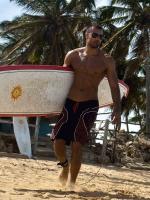 Шорты пляжные для мужчин MSH1104 Azzardo