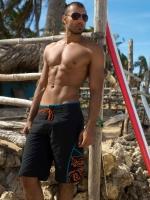 Шорты пляжные для мужчин MSH1105 Serparo