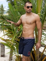 Шорты пляжные для мужчин MSH1114 Polo Style