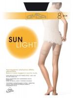 Чулки Omsa SUN LIGHT 8