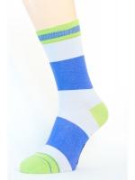 Яркие носки из хлопка