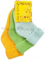 Носки детские хлопок махровые SBBM-1002 (много цветов)