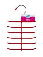 Вешалка для галстуков, с ПВХ-покрытием размер: 16х25см V103-103