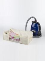 Комплект для хранения одежды LARGE (Кофр и вакуумный пакет, размеры: 100x65, 80x40x25)