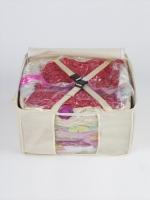 Комплект для хранения одежды Small (Кофр и вакуумный пакет, размеры: 60x65, 42x40x27)