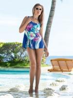 Купальник - платье женское WPQ(XL)071502 Virineja