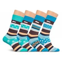 Super-набор мужских носков (4 пары)