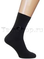Носки мужские, Бамбуковые, черные