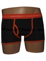 Трусы Calvin Klein с оранжевым поясом