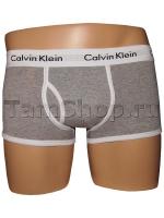 Трусы Calvin Klein серые