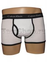 Трусы Calvin Klein бело-черные