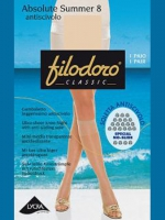 Filodoro Absolute summer 8 (2 пары), Гольфы