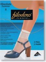 Filodoro ABSOLUTE SUMMER 8 CALZINO, носки (2 пары)