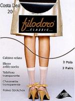 Filodoro Costa Dea 20, Носки (2 пары)