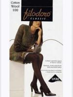 Filodoro Cotton Wool 100, Женские колготки