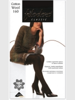 Filodoro Cotton Wool 160, Женские колготки