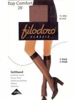 Filodoro Top Comfort 20, Гольфы (2 пары)