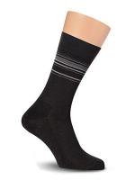 Мужские носки с лайкрой (махровый след) БЕЗ ШВА