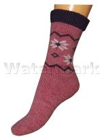 Шерстяные носки МАХРОВЫЕ  2 пары