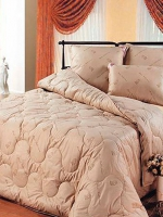 Одеяло из ВЕРБЛЮЖЕЙ шерсти